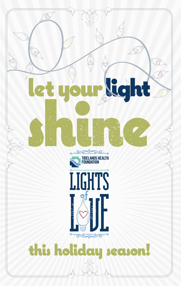 Let Your Light Shine this Holiday Season!