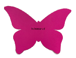 Butterfly of Hope - In Honor Of