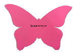 Click here for more information about Butterfly of Hope - In Memory Of